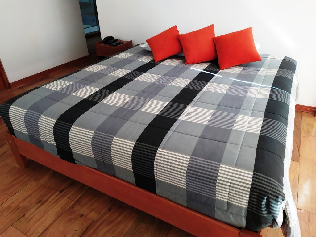 cama extra grande superior