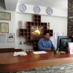 recepción hotel real house cusco